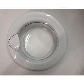 Indesit / Ariston / Blue air wasmachine deur compleet witgoedpartsnr: C00075320