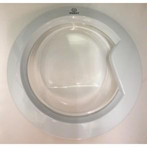 Indesit complete deur met glas witgoedpartsnr: C00270980