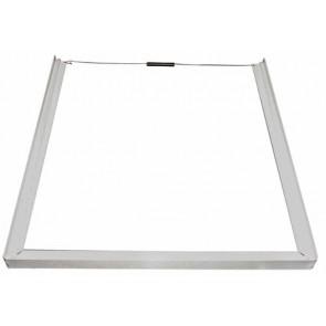Aluminium tussenstuk met veer. Kan gebruikt worden voor bijna alle wasmachines Inhoud: 1 stuks
