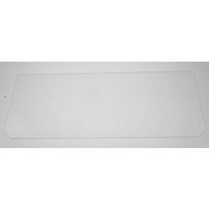 Whirlpool / Indesit glasplaat boven groentelade 482000026599