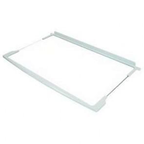 Indesit  Ariston  Hotpoint  glasplaat compleet voor koelkast C00285827 482000031695