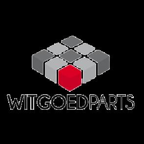 Whirlpool / Bauknecht front met buitenglas witgoedpartsnr: 481245050071