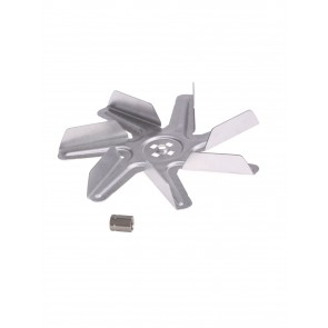 Bosch / Siemens Ventilatorvleugel 00650472