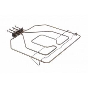 2800W 230V Verwarmingselement Boven Origineel Wordt gebruikt in diverse Bosch / Siemens (combi) Ovens waaronder de HB320540/01 HBN36R670 HEN344520 Inhoud: 1 stuks