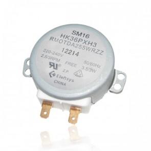 Sharp motor van draaiplateau voor (combi) magnetrons witgoedpartsnr: RMOTDA255WRZZ