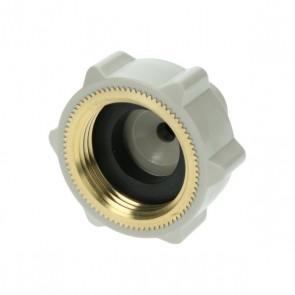 Universele Kraan Wartel voor 6 mm slang koelkast LG 4932JA3018A