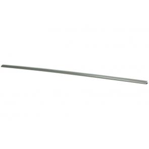 Whirlpool Bauknecht Strip van glasplaat grijs 47cm voor koelkast 480131100225