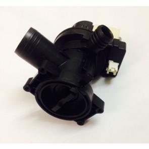 Whirlpool / Bauknecht Afvoerpomp voor wasmachine witgoedpartsnr: 480111100786