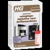 HG universele reinigingstabletten voor koffiemachines - 637000100