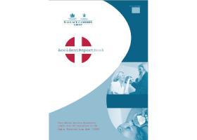 Ongevallenboek HMSO