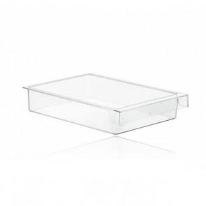 Bosch / Siemens bak (schaal) onder glasplaat voor koelkast witgoedpartsnr: 444129