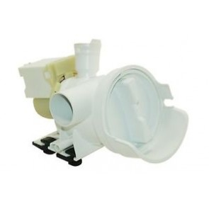 Afvoerpomp 2 tuiten Word vaak gebruikt voor de Bosch/Siemens WBB24750NL WBB24751EU Inhoud: 1 Afvoerpomp