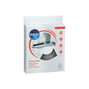 Pelgrim koolstoffilter half rond voor afzuigkap witgoedpartsnr: 50290649008