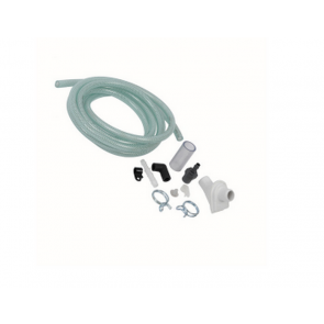 AEG / Electrolux afvoerslang condenswater set voor wasdroger witgoedpartsnr: 1120990427