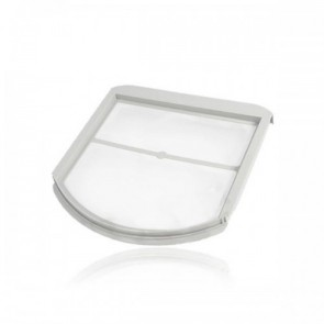 Zanussi / Electrolux pluizenfilter voor wasdroger witgoedpartsnr: 1254246042