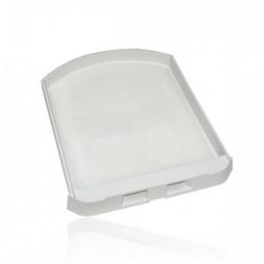 Zanussi / Electrolux Pluizenfilter in deur voor wasdroger witgoedpartsnr: 1258396033