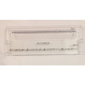 AEG/Electrolux Paneel voorkant van  vrieslade/vriesvak  witgoedpartsnr: 2271049526