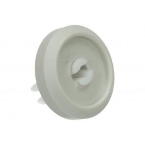 Miele Korfwiel van korf voor vaatwasser witgoedpartsnr: 2372351
