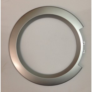 Bosch / Siemens Deurrand zilver buiten voor wasmachine witgoedpartsnr:  369605
