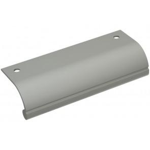 Bosch / Siemens handgreep metaal voor koelkast witgoedpartsnr: 482158