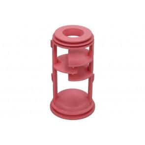 Zanussi / Marijnen Filter van afvoerpomp voor wasmachine witgoedpartsnr: 1321368118