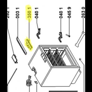 Whirlpool Bauknecht Ikea Print van vrieskast 481010580453