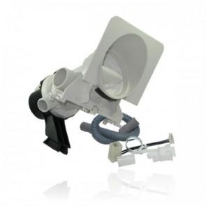 Whirlpool / Bauknecht afvoerpomp voor wasmachine  witgoedpartsnr: 481231028144