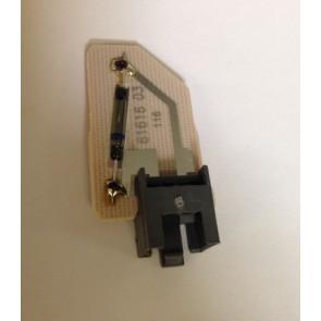 Miele print flowmeter witgoedpartsnr: 5544030