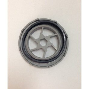Bosch / Siemens deksel afdekplaat voor labyrint witgoedpartsnr: 611314