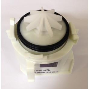 Bosch / Siemens Magneet afvoerpomp voor vaatwasser  Witgoedpartsnr: 611332