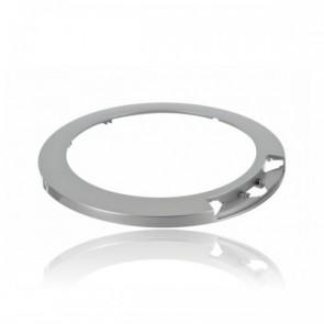 Bosch / Siemens Deurrand zilver buiten voor wasmachine witgoedpartsnr: 672818