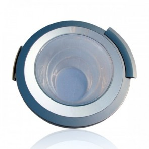 Bosch / Siemens Deur compleet voor wasmachine witgoedpartsnr: 704287
