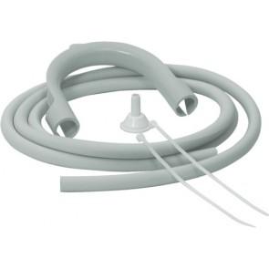 Bosch / Siemens afvoerslang condenswater 200cm compleet voor wasdroger witgoedpartsnr: 284849