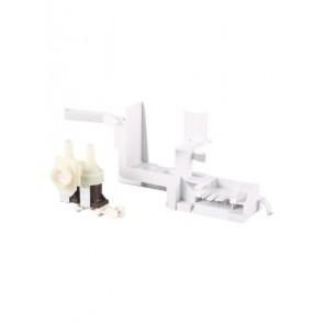 Bosch / Siemens Inlaatventiel tweevoudig haaks met houder wasmachine Witgoedpartsnr: 263330