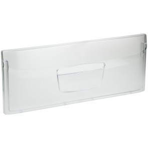 Indesit  Ariston  Hotpoint FRONTPLAAT GROENTELADE  508X200 TRANSPARANT 482000023143 C00273210