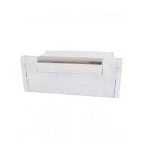 Vrieslade Bovenste / middelste lade transparant wordt gebruikt in diverse Bosch / Siemens koel / vries kasten waaronder de GID18A50 KIV34A51/02 GID18A50 Inhoud: 1 stuks