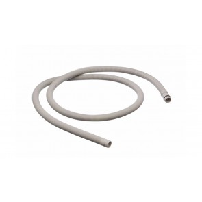 Afvoerslang haakse aansluiting Maat: 22mm lengte 15mtr Word ook wel gebruiokt voor Bosch / Siemens SGS4722 Inhoud: 1 Afvoerslang