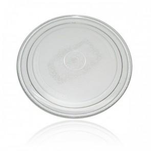 Sharp glazen draaiplateau 27cm witgoedpartsnr: NTNTA034WRF0