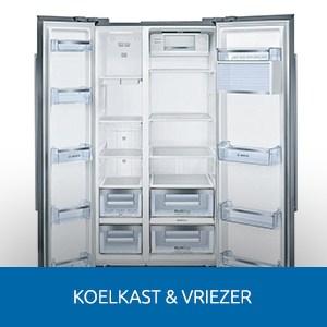 koelkast & vriezer onderdelen