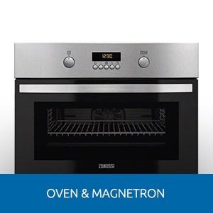 (combi)oven & magnetron onderdelen