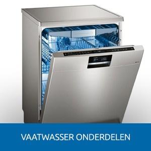 vaatwasmachine onderdelen